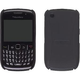 Seidio Innocase Snap Case pour BlackBerry 8520, 8530, 9300, 9330 - noir