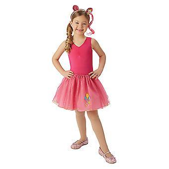 MLP Pinkie Pie Tutu Set Kostüm Set für Kinder My little Pony