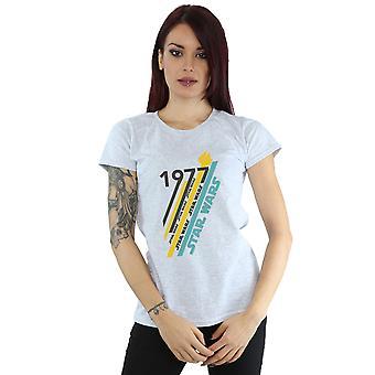 Star Wars kobiety Retro 77 Stripes T-Shirt