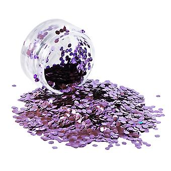 PaintGlow Biodegradable Cosmetic Glitter Parma Violet