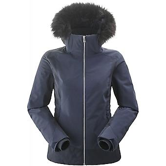 Eider Women's Squaw Valley Fur Jacket 2.0 - Dark Night