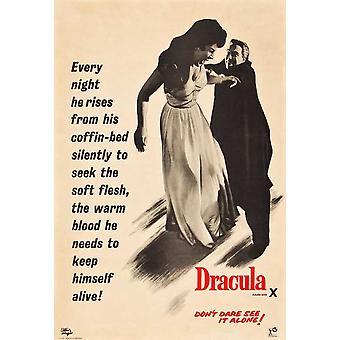 Dracula film plakat (11 x 17)