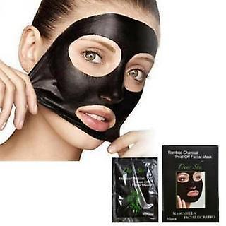 Masque facial sur le sac (4-pack)