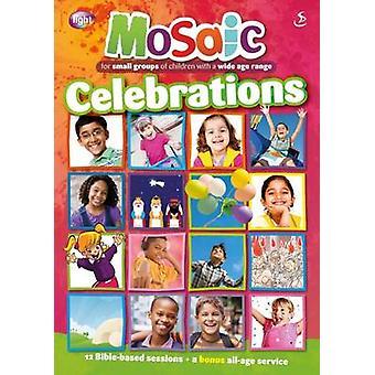Mosaic - Celebrations by Christine Wright - 9781844277971 Book
