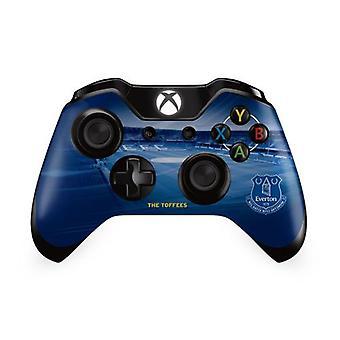 Everton Xbox контроллер кожи