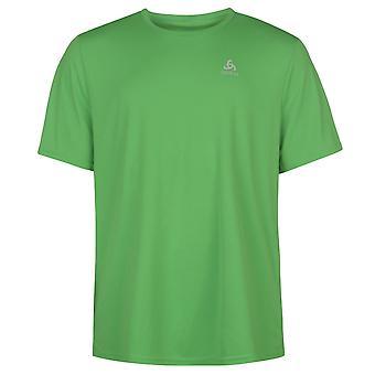 Odlo Mens Carada Walking T Shirt Short Sleeve Performance Tee Top Crew Neck