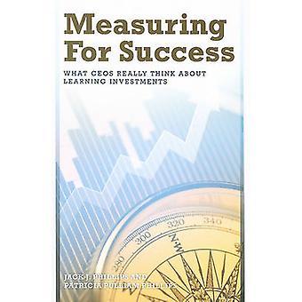 Ceo が本当に学ぶことだと思う - 成功のための測定