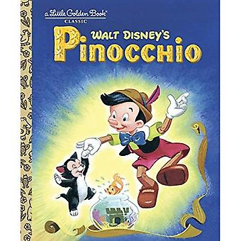 Pinocchio (lilla gyllene böcker (Random House))