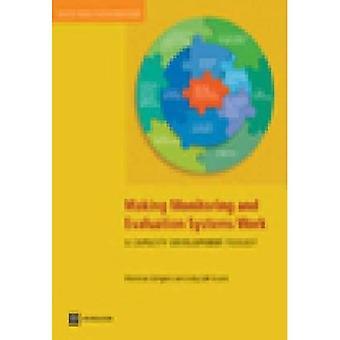 Making seuranta- ja arviointijärjestelmiä, jotka toimivat: kehitysyhteistyötoimiin voimavara