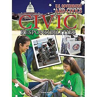 Civic Responsibilities (U.S. Government and Civics)
