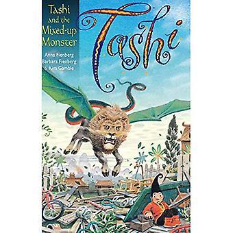 Tashi och blandade upp Monster (Tashi S.)