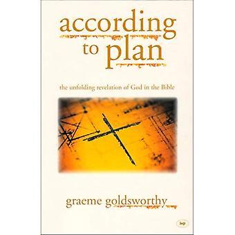 I henhold til Plan - unfolding Åpenbaringen av Gud i Bibelen