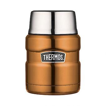 Thermos 470mL Stainless Steel King Vacuum Insulated Food Jr