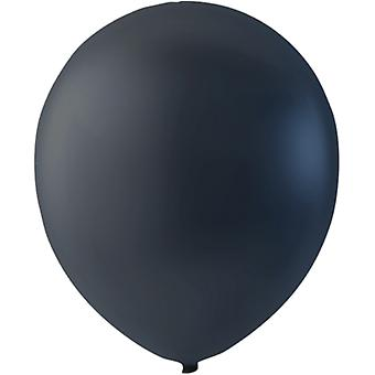 Ballons Latex Noir - 10-pack