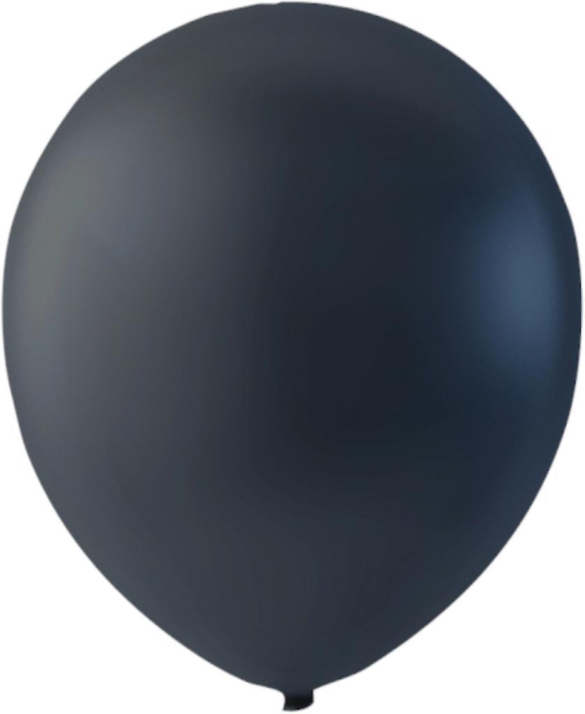 Ballonger Svart 10-pack.