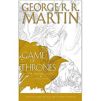 Um jogo dos tronos: novela gráfica, volume quatro