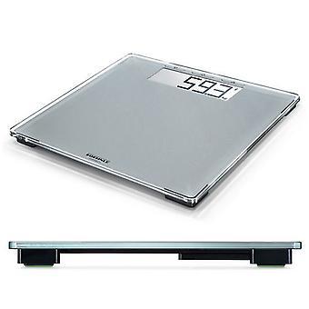 100 digital badeværelse skalaer Soehnle 63871 stil forstand tilslutte med Bluetooth Grey
