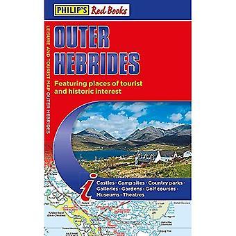 フィリップのアウターヘブリディーズ諸島: レジャーと観光マップ 2020: レジャーと観光マップ (フィリップの赤い本)