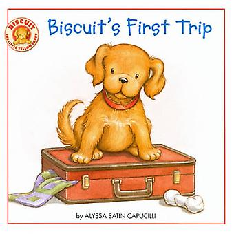 Biscuit's First Trip by Alyssa Satin Capucilli - Rose Mary Berlin - 9