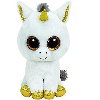 TY Boo Buddy Pegasus la Licorne - 24cm