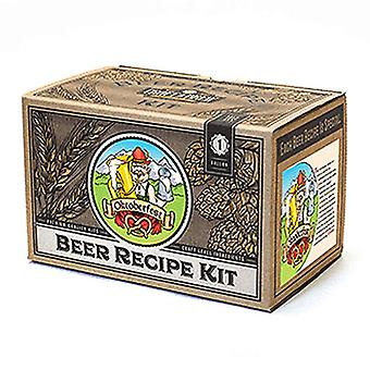 Fabricar um Brew Oktoberfest Brewing kit