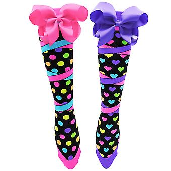 MadMia Socks Bow-tiful