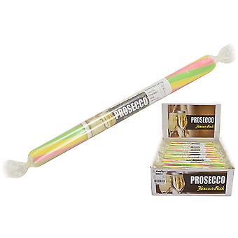 Pachet de 20 de bastoane mici de rocă aromate - Prosecco