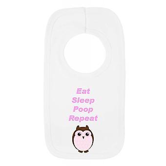 Trage peste bib-mananca somn caca repeta bufnita