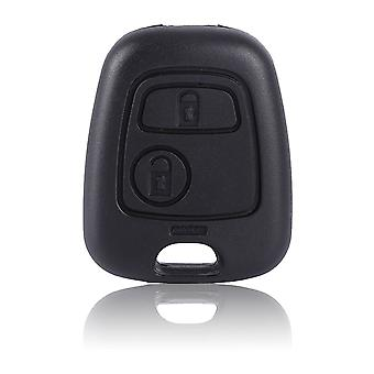 Hull Compatible with Remote Control Key Peugeot 107 207 307 Citroen C1 C2 C3 C4 C5 - Fob Replacement