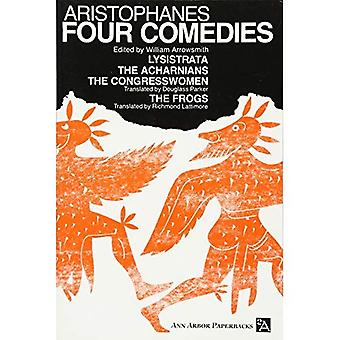 Four Comedies (Ann Arbor Paperbacks)