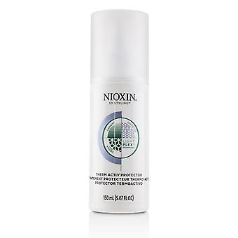 Nioxin 3d Styling Therm Activ Protector - 150ml/5.07oz
