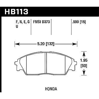 Hawk Performance HB113N. 590 HP plus