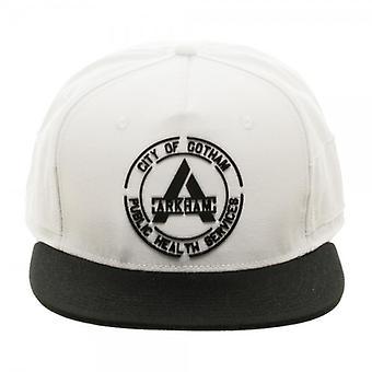 Baseball Cap - Suicide Squad - Arkham White Snapback New sb4c2lssq