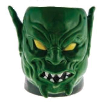 Marvel Spiderman Green Goblin 16oz. Mug - Licensed - mcmg-usm-ggbln