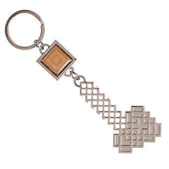 Key Chain - Minecraft - Axe & Wood New ke6jnamnc