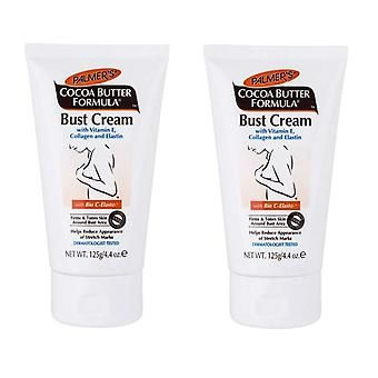 Palmer's Cocoa Butter Formula Bust Firming Massage Cream 125g (2-Pack)