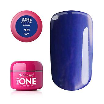 Base one-Pearl-Deep sea 5g UV Gel