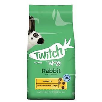 Twitch de Wagg Rabbit Nuggets (4 Packs)