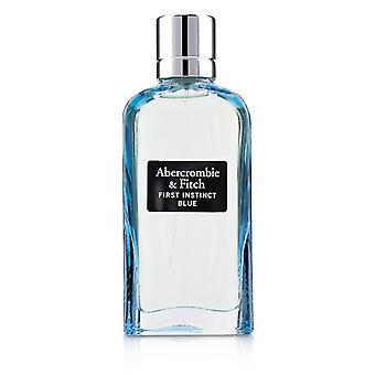 Abercrombie & Fitch First Instinct Blue Eau De Parfum Spray - 50ml/1.7oz