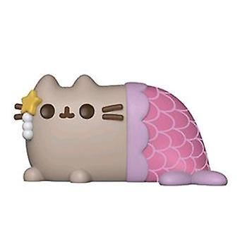 Pusheen Pusheen Mermaid (Pink) US Exclusive Pop! Vinyl