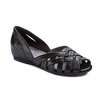 Bare Traps Womens Mabil Peep Toe Casual Slide Sandals