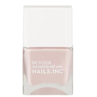 Nails inc Super Sexy Strong Nail Polish Collection - Silhouette 14ml (16195)