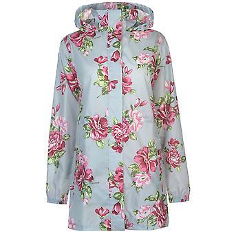 Gelert mujeres Packaway Parka chaqueta Top damas