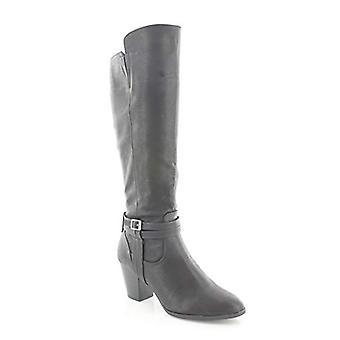 Stil & co. Womens jalenaa Almond toe mid-kalv mote støvler