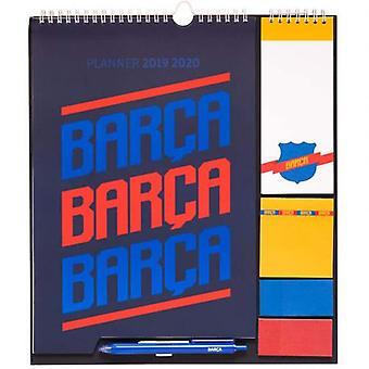 Barcelona Year Planner 2020