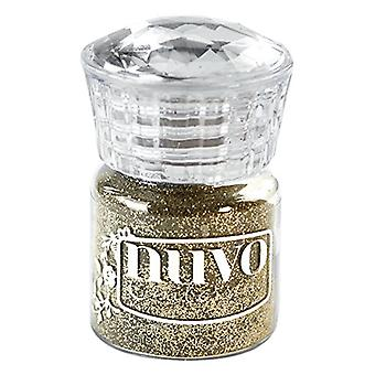 Nuvo Glitter Embossing Powder-Gold Enchantment