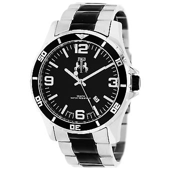 Jivago Men's Ultimate Black Dial Watch - JV6119