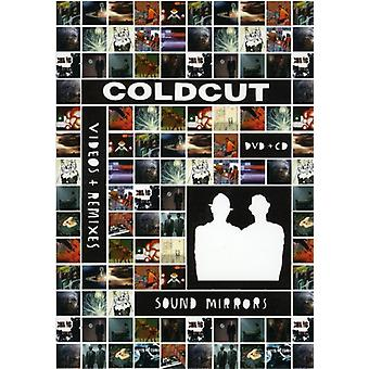 Coldcut - Sound Mirrors Videos & Remixes [DVD] USA import