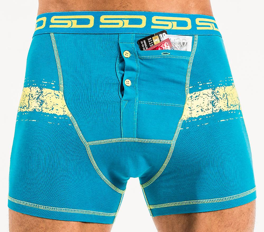 Smuggling Duds Pocket Underwear - Swedish