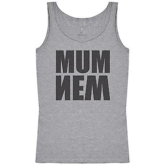 New Mum Upside Down - Mums Tank Top